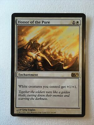 Magic 2012 Core Set *STAMPED* Magic the Gathering MTG Day of Judgment