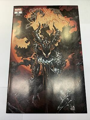 SILVER SURFER BLACK 5 VARIANT SKAN 1st COVER VOID KNIGHT KNULL THOR NM SOLD OUT!
