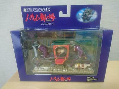 Howl/'s Moving Castle Witch Blobman Heen Studio Ghibli Image model collection