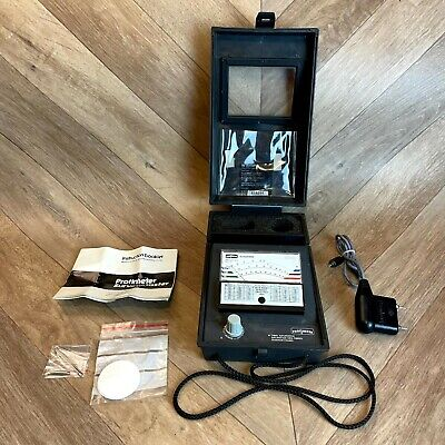 Vintage Protimeter Surveymaster D9835 Damp / Moisture Meter, Not Working