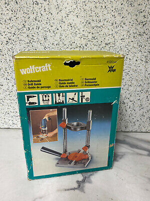 Wolfcraft Drill Guide Never Been Used