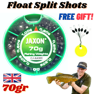 Middy Twin Cut Shot Refills ALL SIZES Weights Carp Fishing Terminal Tackle