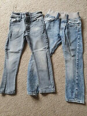 Boys Jeans Bundle Age 4-5