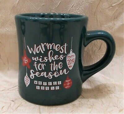 Waffle House 2019 Mug Coffee Cup Warmest Wishes For Season New