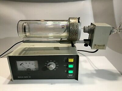 Buchi GKR-51 Oven Titrator Drying Oven AS IS