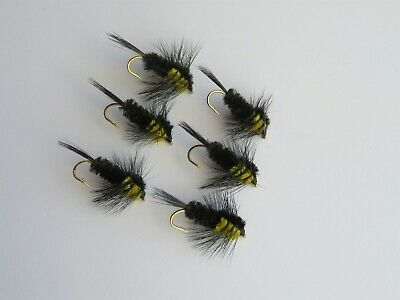 3 x Natural Muskins size 10 barbed