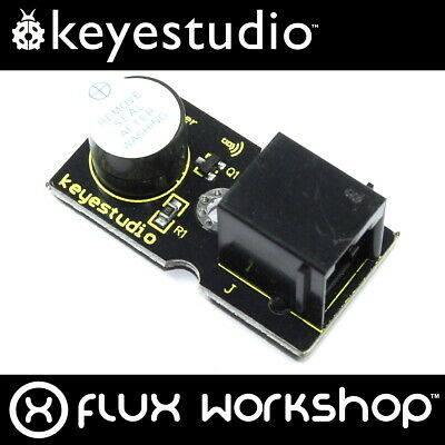 Keyestudio Easy-Plug Attivo Campanello Modulo KS-102 Arduino Pi Flux Workshop