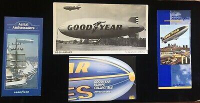 Goodyear blimp collector items
