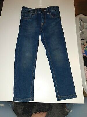 Boys Age 5 Years Navy Jeans From Next