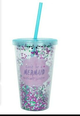 Mermaid Kids Drinking Cup
