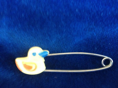 'Look' Duck Rare Japanese Pin-Patented Vintage Piece- Rare Find-Inherited Piece