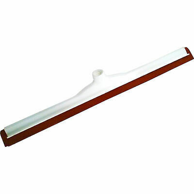 "Flo-Pac Moss Foam Rubber Squeegee 22"", Red, Lot of 10"