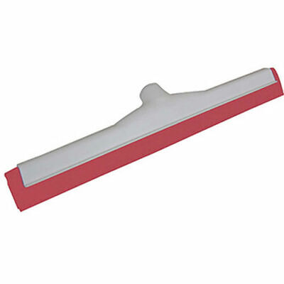 "22"" Neoprene Floor Squeegee, Plastic Frame 12/Case, Lot of 10"