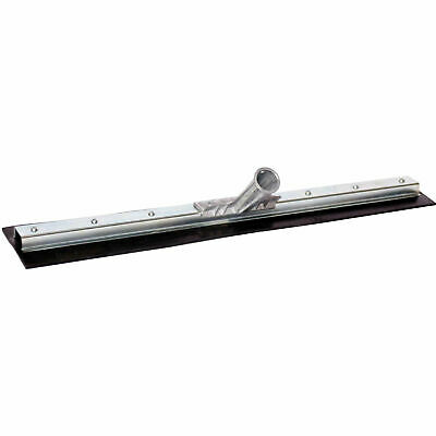 "24"" Commercial Grade Black Neoprene Double Sided Squeegee"