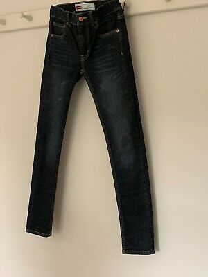Boys Levi 519 Extreme Skinny Jeans - size 12 years. Good condition.