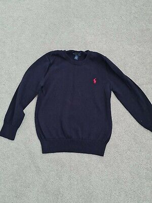 Boys Size 6 Ralph Lauren Jumper (runs small would fit age 4-5 imo)