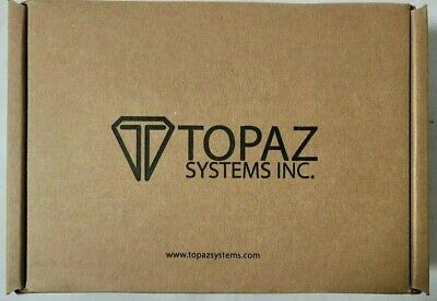 Topaz Systems SigLite 1x5 Electronic Signature Pad - Factory Seal Free Shipping