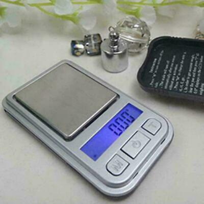 Mini Digital Scale 0.01g-200g Portable LCD Electronic C2R6 Weight Jewelry R3Q2