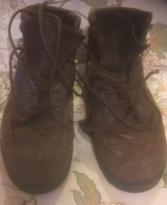 Super Cool, 1990s, Woman's LA Gear Lace-up Boots. Size 8