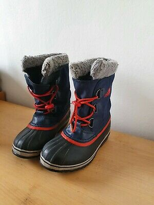 Sorel winter/snow boots kids size 3.5 UK/36 Europe in very good condition