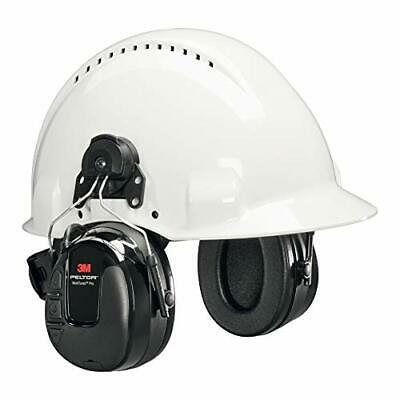 3M  WorkTunes Pro FM Radio Headset, 31 dB, Helmet Mounted, HRXS220P3E