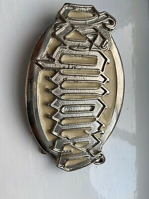 Genuine Dsquared Belt Buckle - Collectors Item