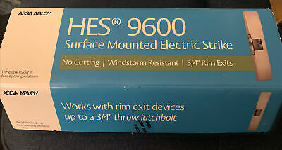Assa Abloy HES 9600 Surface mounted electric strike