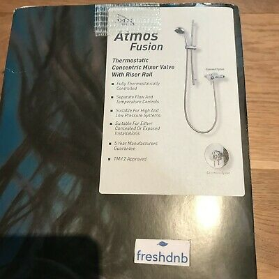 Atmos Fusion Concentric Mixer with Riser Rail Spare Parts
