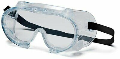 Pyramex Chemical Clear Goggle W/Side Vent G204  - 1 Each