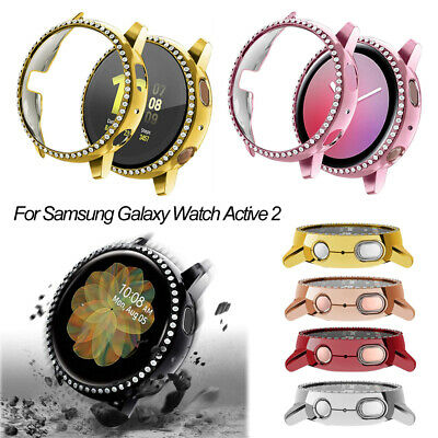 Watch Case Bumper Cover Protector For Samsung Galaxy Watch Active 2 40mm 44mm