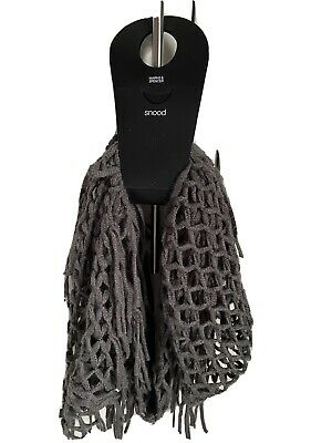 M & S Dark Grey Snood / Scarf - One Size BNWT - Mother's Day Gift
