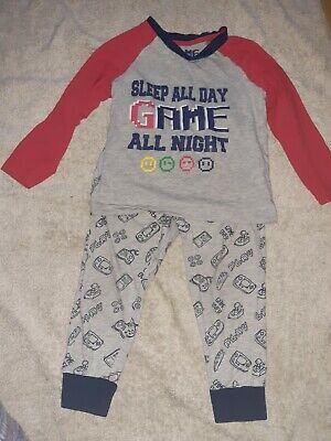 Boys Age 4 Years Pyjamas From Matalan