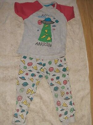 Boys Age 5 Years Pyjamas From Matalan