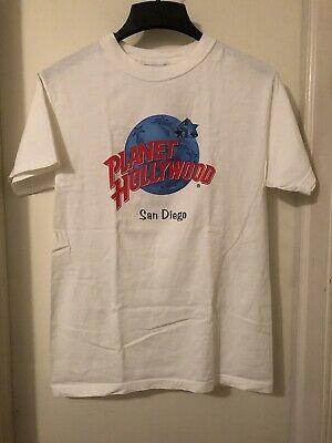 Planet Hollywood T-shirt San Diego Small