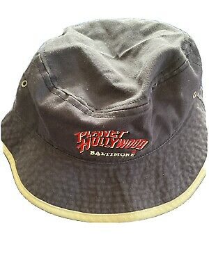 Planet Hollywood Bucket Hat Baltimore