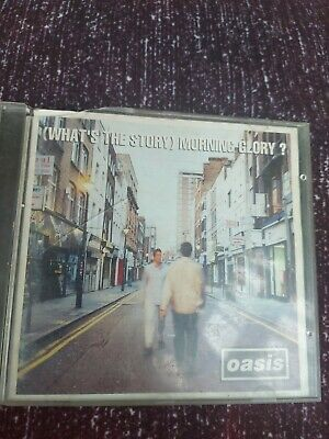 Oasis Album  ( What,s The Story Morning Glory)