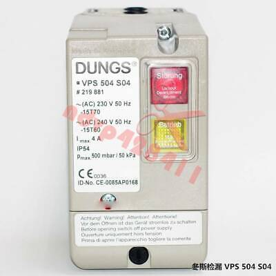 1PC New Dungs VPS 504 S04 Valve Proving System