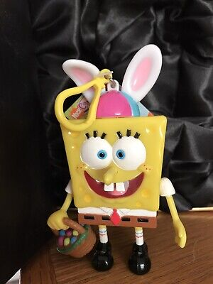 Spongebob Squarepants 2004 Easter Candy Buddy Collectible