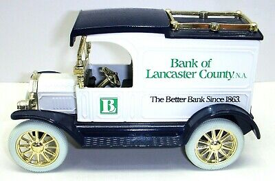 1913 Model 'T' Delivery Bank - Bank Of Lancaster County, Pa
