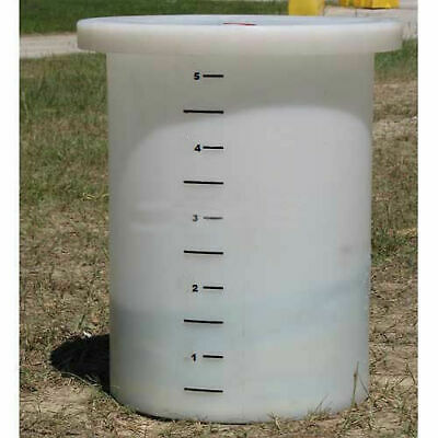 Batch & Process Tank with Lid, 5 Gallon