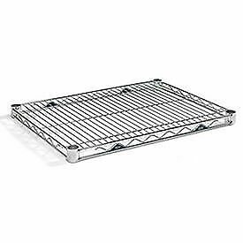 """Extra Shelf For Open-Wire Shelving, 24X14"""""""