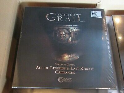 Set of 1 Tainted Grail Metal Coin Dial Brand New Awaken Realms