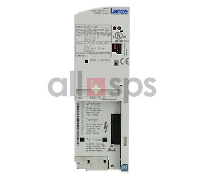 01104775 E82EV751/_2C 8200 Vector Lenze Inverter Drive Used and Tested