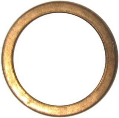 Yamaha MT-09 Copper Exhaust Gaskets Single x 3 MT09 All Years