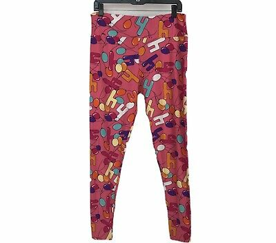 4th Anniversary Party,4th Birthday Details about  /lularoe tc leggings