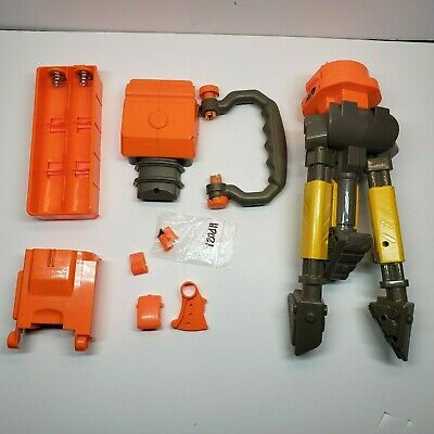 Nerf N-Strike Vulcan EBF-25 Carry Handle complete Replacement Part EUC OEM