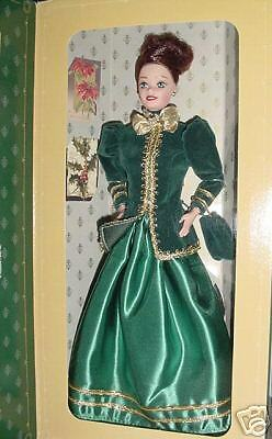 BARBIE~Hallmark Special Edition*YULETIDE ROMANCE*NIB*1996*COLLECTIBLE*Free SHIP!