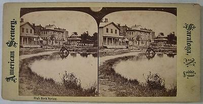 1870's~SV~Great View at High Rock Springs NY