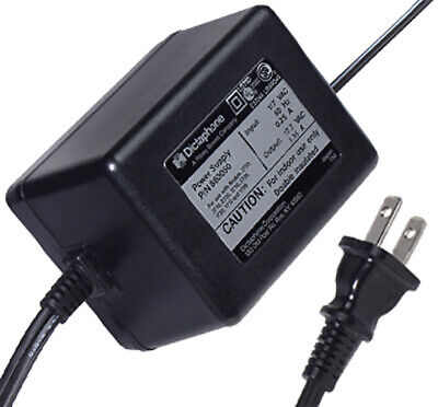 Dictaphone 860050 Power Supply Transcriber Older Models