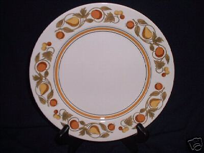 Franciscan Dinnerware,Pickwick Pattern (2) Salad Plates